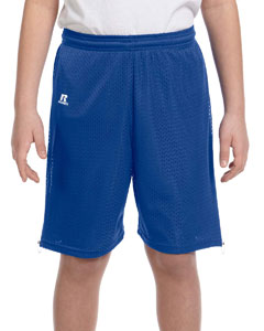 Royal Youth Nylon Tricot Mesh Short