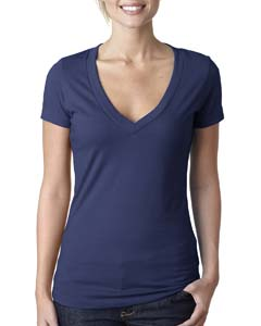 Storm Ladies CVC Deep V Tee