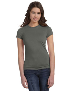 Asphalt Women's Poly-Cotton Short-Sleeve T-Shirt