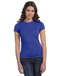 True Royal Women's Poly-Cotton Short-Sleeve T-Shirt
