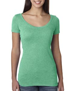 Envy Ladies Triblend Scoop Tee