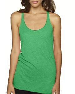Envy Ladies Triblend Racerback Tank