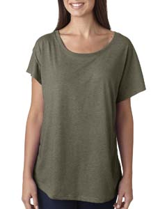 Venetian Gray Ladies Triblend Dolman