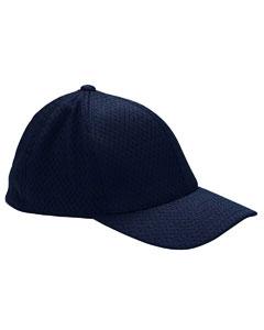 Dark Navy Athletic Mesh Cap