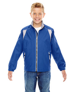 Nauticl Blue 413 Youth Endurance Lightweight Colorblock Jacket
