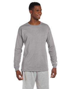 Oxford Cotton Long-Sleeve T-Shirt