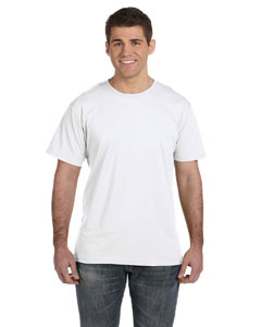 White Fine Jersey T-Shirt