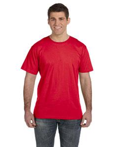 Red Fine Jersey T-Shirt