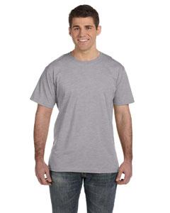 Heather Fine Jersey T-Shirt