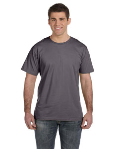 Charcoal Fine Jersey T-Shirt