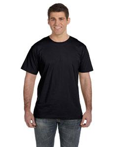 Black Fine Jersey T-Shirt