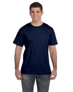 Navy Fine Jersey T-Shirt