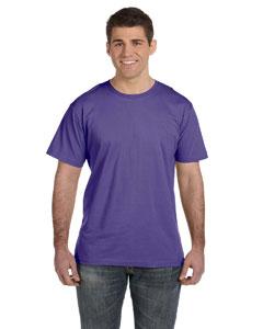Purple Fine Jersey T-Shirt
