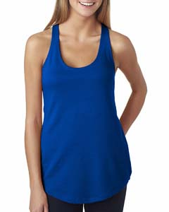 Royal Ladies Terry Racerback Tank