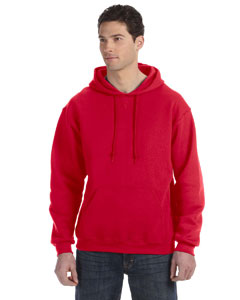 True Red Dri-Power® Fleece Pullover Hood