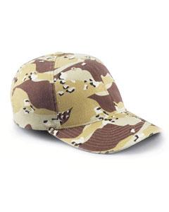 Desert Camo Cotton Camouflage Cap