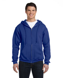 Royal Dri-Power® Fleece Full-Zip Hood