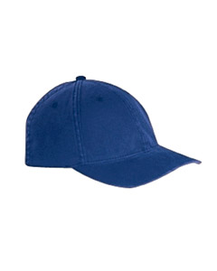Royal Garment-Washed Twill Cap