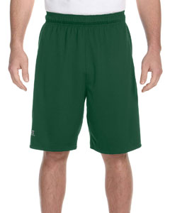 Dark Green Dri-Power® Colorblock Short