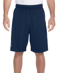 Navy/steel Dri-Power® Colorblock Short