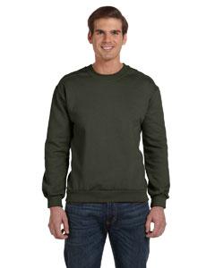 City Green Ringspun Crewneck Sweatshirt