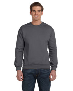 Charcoal Ringspun Crewneck Sweatshirt