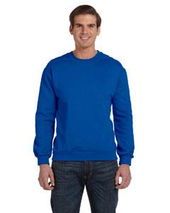 Royal Blue Ringspun Crewneck Sweatshirt