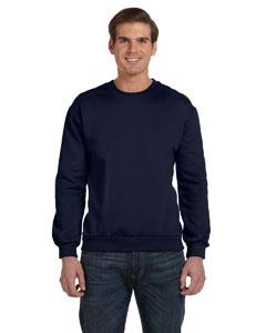 Navy Ringspun Crewneck Sweatshirt
