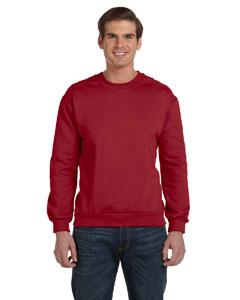 Independence Red Ringspun Crewneck Sweatshirt