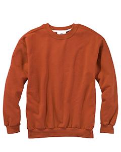 Texas Orange Ringspun Crewneck Sweatshirt