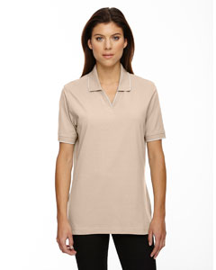 Sand 003 Ladies' Cotton Jersey Polo