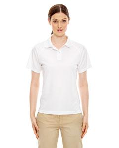 White 701 Eperformance™ Ladies' Piqué Polo