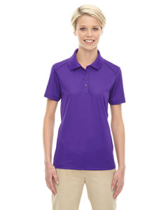 Campus Prple 427 Eperformance™ Ladies' Shield Snag Protection Short-Sleeve Polo