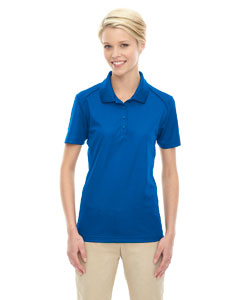 True Royal 438 Eperformance™ Ladies' Shield Snag Protection Short-Sleeve Polo