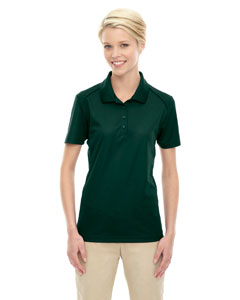 Forest Gren 630 Eperformance™ Ladies' Shield Snag Protection Short-Sleeve Polo