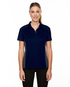Classic Navy 849 Eperformance™ Ladies' Fuse Snag Protection Plus Colorblock Polo