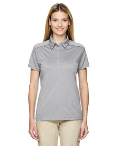 Light Grey 443 Eperformance™ Ladies' Fluid Mélange Polo