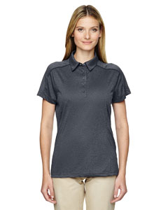 Carbon 456 Eperformance™ Ladies' Fluid Mélange Polo