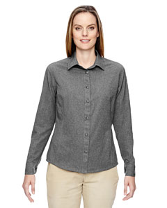 Graphite 156 Ladies' Excursion Utility Two-Tone Performance Shirt