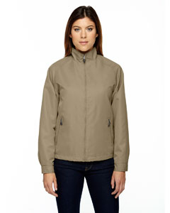 Limestone 825 Ladies' Mid-Length Micro Twill Jacket