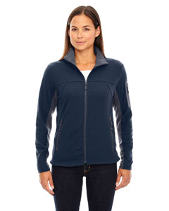 Midn Navy 711 Ladies' Microfleece Jacket
