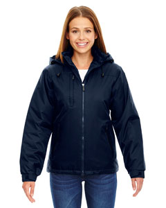 Midn Navy 711 Ladies' Insulated Jacket