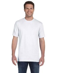 White Ringspun Midweight T-Shirt