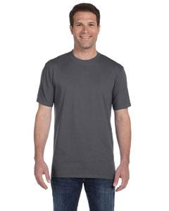 Charcoal Ringspun Midweight T-Shirt
