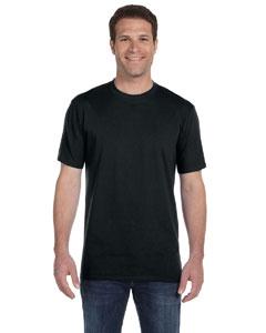 Black Ringspun Midweight T-Shirt