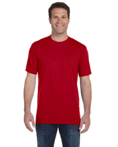 Red Ringspun Midweight T-Shirt