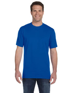 Royal Blue Ringspun Midweight T-Shirt