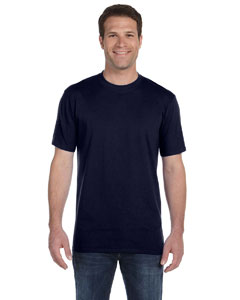 Navy Ringspun Midweight T-Shirt