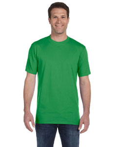 Green Apple Ringspun Midweight T-Shirt