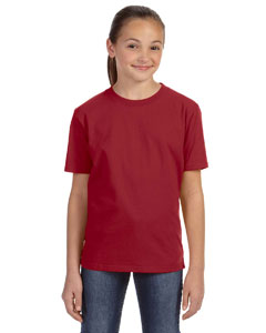 Independence Red Youth Ringspun Midweight T-Shirt